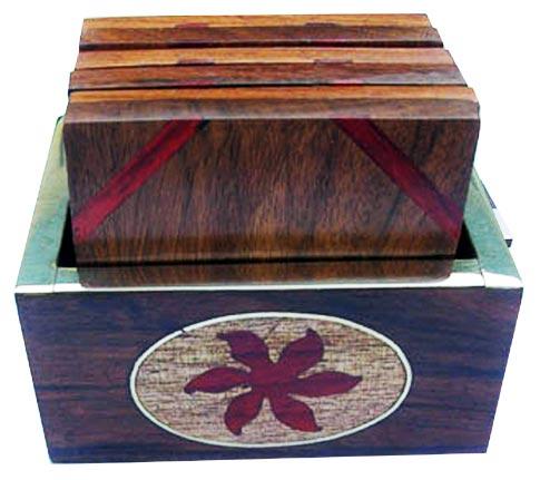 Wooden Coaster 05