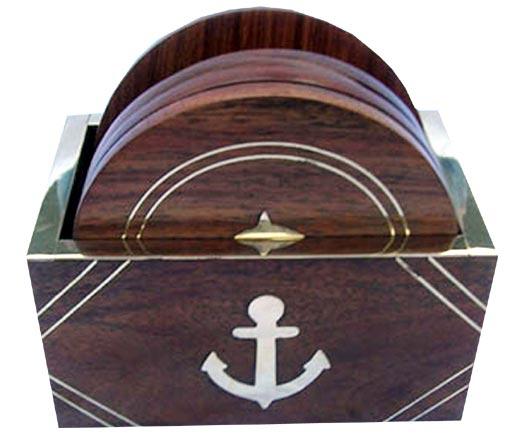 Wooden Coaster 09