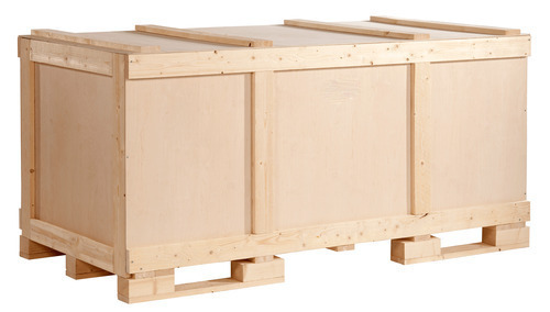 Plywood Heavy Packaging Boxes