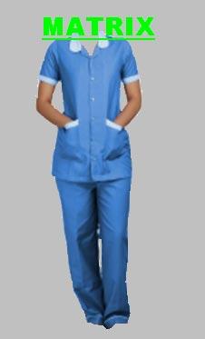 Nurse Coverall (01)