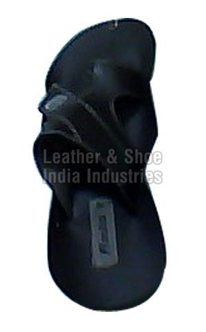 Leather Slipper Upper