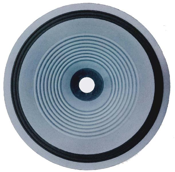 DJ Speaker Paper Cone 06