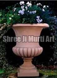 Marble Decorative Garden Flower Pot