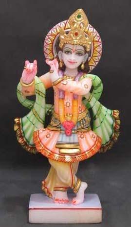 Marble Krishna Statues 01