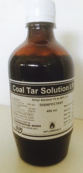 Coal Tar Solution