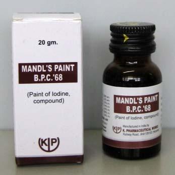 Mandl's Paint BPC 68