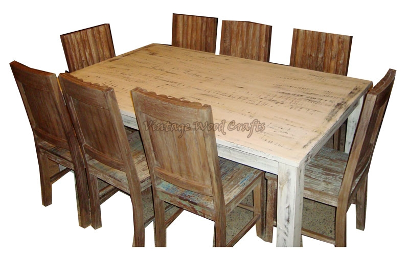 Wooden Dining Table Set Log Wood Dining Table Set Contemporary Dining Table Set Suppliers