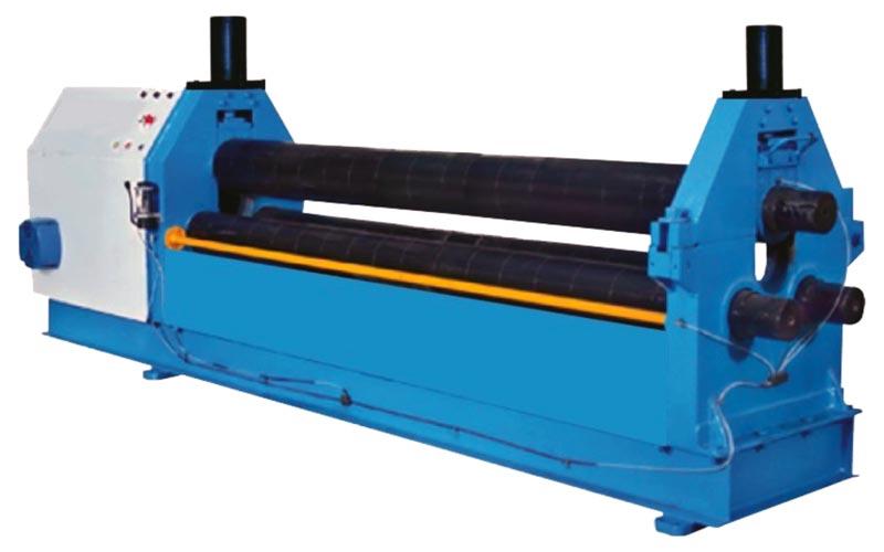 Plate Rolling Machine