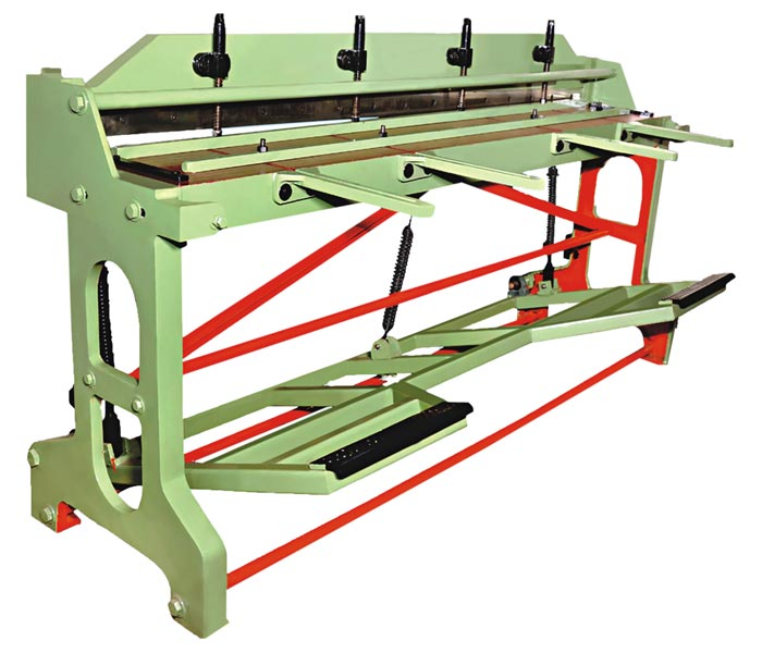 Treadle Shearing Machine