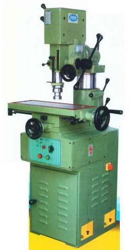 Vertical Milling Cum Drilling Machine
