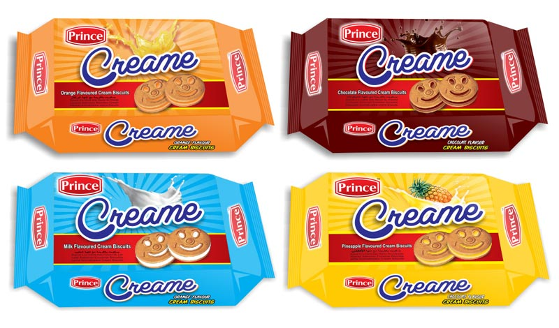 Cream Family Pack Biscuits