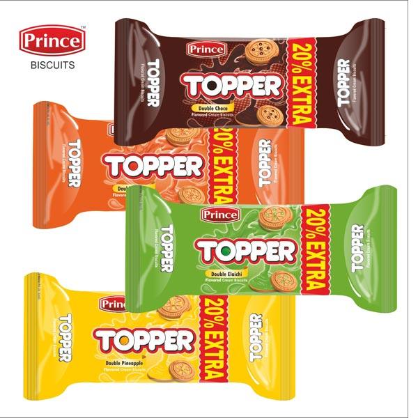 Topper Cream Biscuits