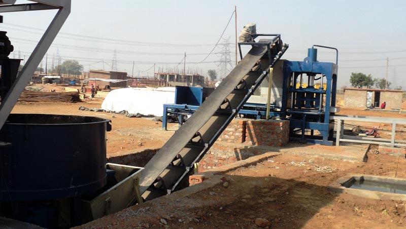 Bricks Making Plant (RBM-10)