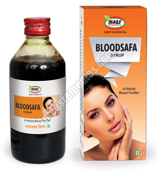 Blood Safa Syrup