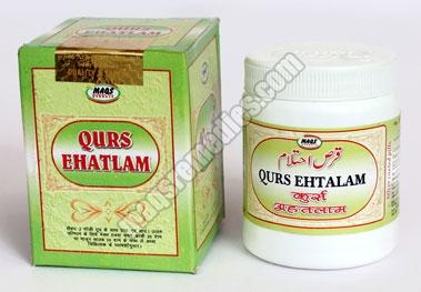 Qurs Ehatlam Pills