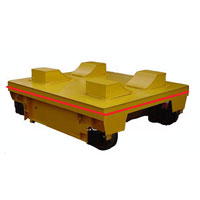 Material Transfer Trolley