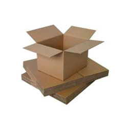 Plain Corrugated Boxes 01