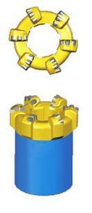 MCM308 PDC Drill Bit