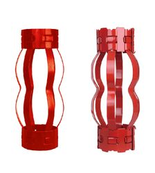 Non Welded Double Bow Spring  Casing Centralizer