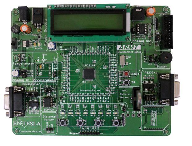 ARM7 Development Boards