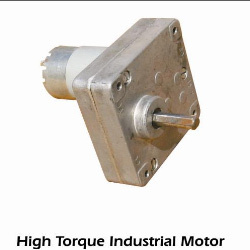 Square Gear Motor