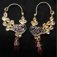 Kundan Earrings