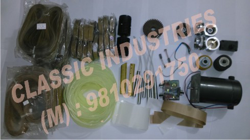Band Sealer Machine Spare Parts