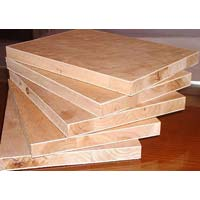 Wooden Block Board