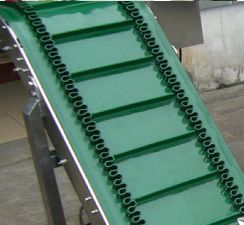 Sidewall Conveyor Belt 02