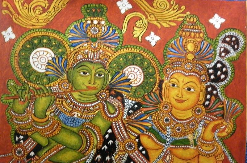 Mural PaintingsTraditional Mural PaintingsMural Wall Painting