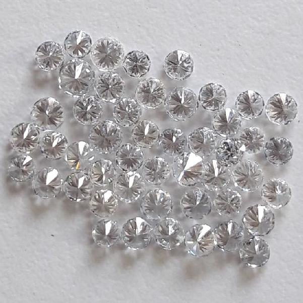 CVD/HTHP Round Brilliant Cut Synthetic Loose Diamonds