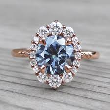 Indian Style Moissanite Rings