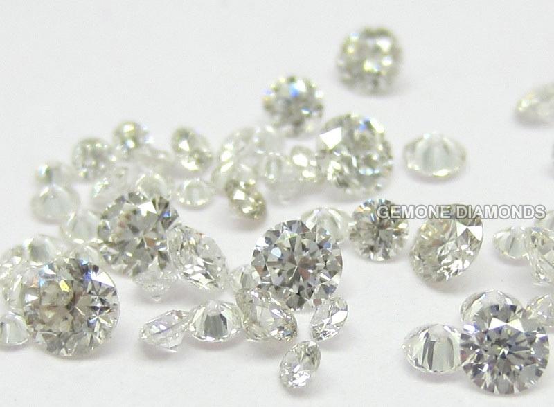 Natural Loose Diamonds