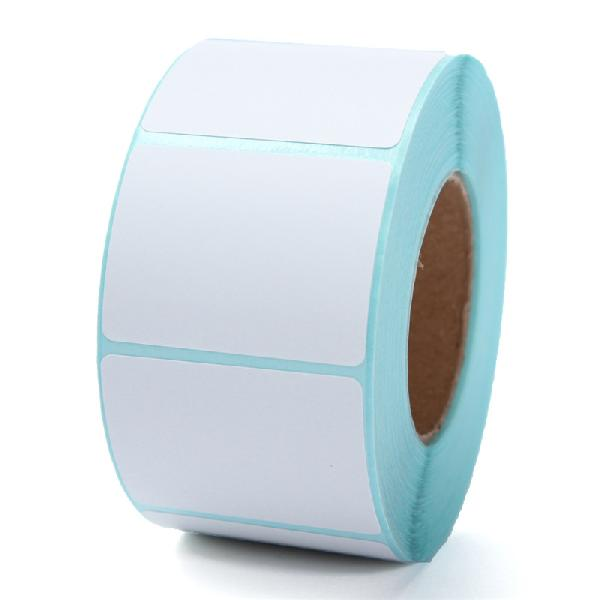 Barcodes Number Thermal Adhesive Paper