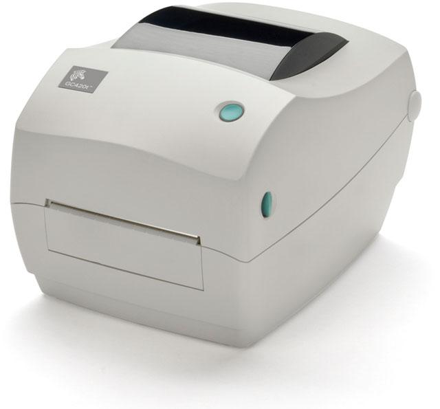 Zebra Barcode Printer 02