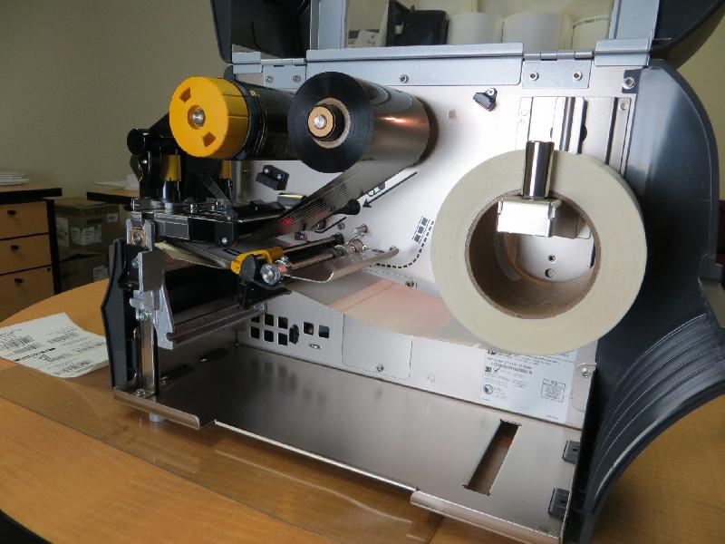 Zebra Barcode Printer 05