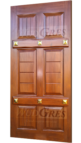 Wudgres Teak u0026 Acacia Wood Door (Wg-2DHK)  sc 1 st  Fortune Teak Doors u0026 Plywoods & Wudgres Teak u0026 Acacia Wood Doors Manufacturer Supplier in Hubli India