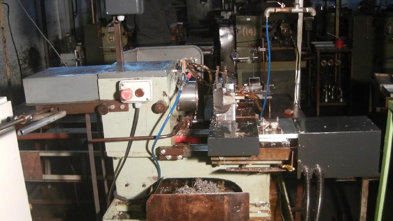 CNC Lathe Machine 02