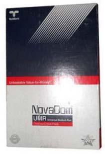 Novadom UMR Desktop Offset Plate