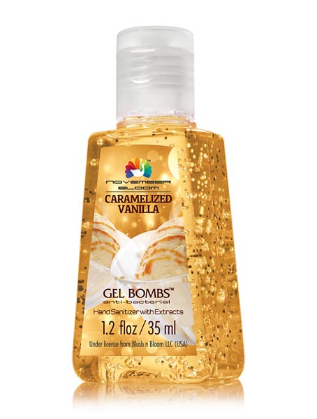 Caramelized Vanilla Hand Sanitizer