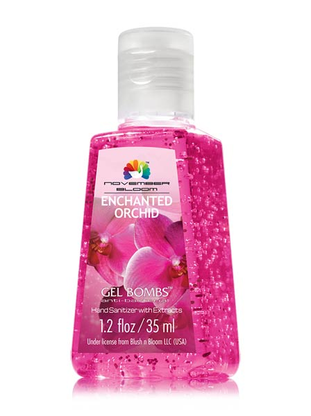 Enchanted Orchid Hand Sanitizer