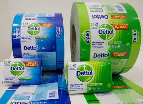 Dettol Soap Wrapper