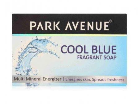Park Avenue Cool Blue Soap Wrapper