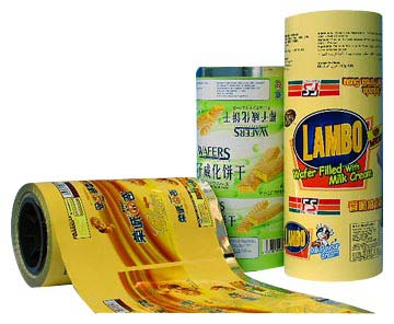 Printed Packaging Laminate Roll