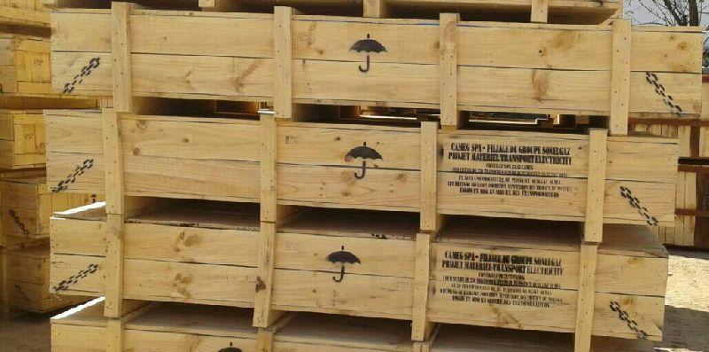 Pine Wooden Box 02
