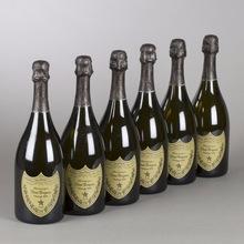 Champagne Dom Perignon Wine