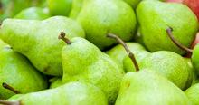 Fresh Green Pear