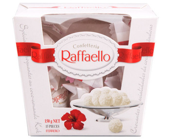Raffaello 150g Chocolate Box