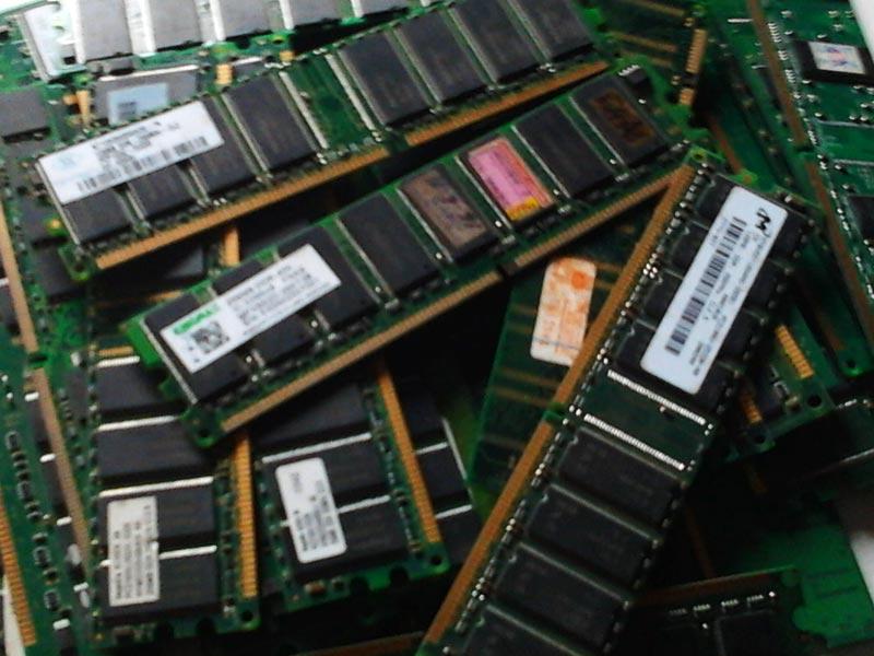 Waste Random Access Memory