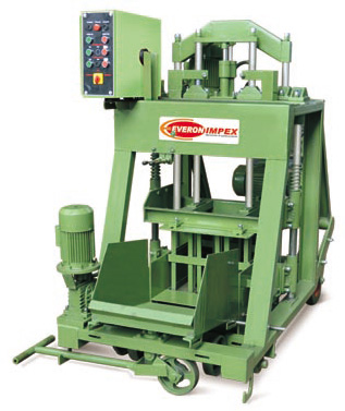 Hydraulic Concrete Block Making Machine (430)